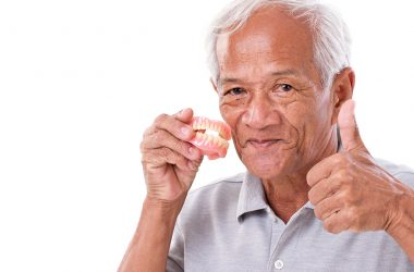 Everyone wears dentures for a different, unique reason.